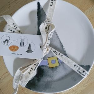 Rae Dunn Halloween plates